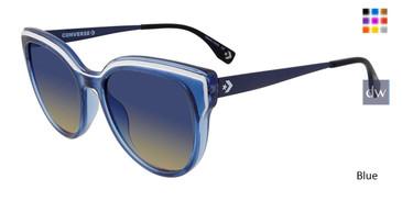Blue Converse E019 Eyeglasses.