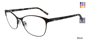Black Jones New York J491 Eyeglasses.
