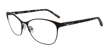 Black Jones New York J491 Eyeglasses.