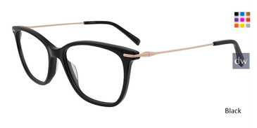 Black Jones New York J775 Eyeglasses.