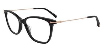 Black Jones New York J775 Eyeglasses.