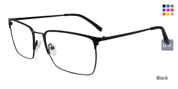 Black Jones New York J362 Eyeglasses.