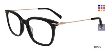 Black Jones New York J240 Eyeglasses Teenager.