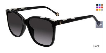 Black Calorina Herrera SHE795 Sunglasses.
