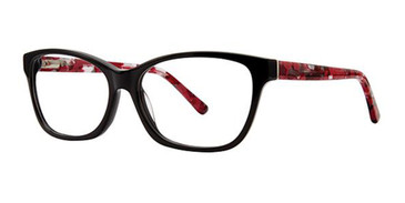 Black Romeo Gigli Romeo Gigli 77036 Eyeglasses.