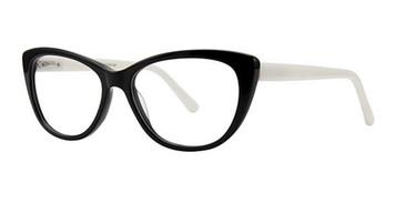 Black Romeo Gigli 77037 Eyeglasses.