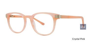 Crystal Pink Romeo Gigli 77042 Eyeglasses.
