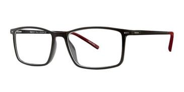 Black K12 4108 Eyeglasses - Teenager
