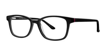 Black K12 4107 Eyeglasses - Teenager