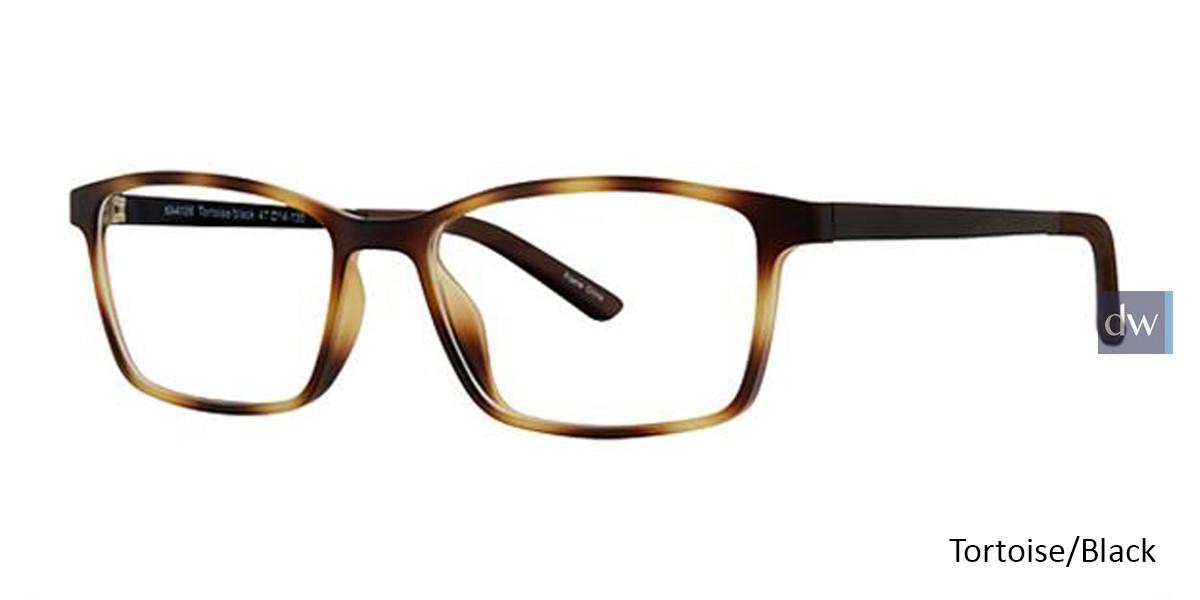 Tortoise/Black K12 4106 Eyeglasses