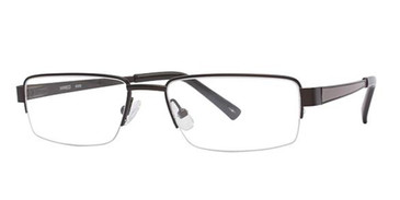 Brown Heat Wired 6008 Eyeglasses