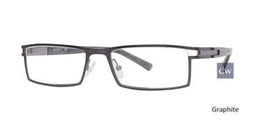 Graphite Wired 6011 Eyeglasses.