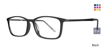 Black Wired 6056 Eyeglasses.