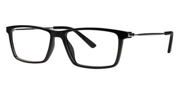 Black Wired 6058 Eyeglasses.