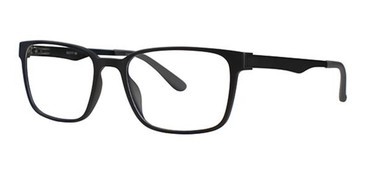 Matte Black Wired 6059 Eyeglasses.