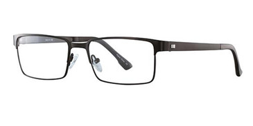 Black Wired 6061 Eyeglasses.