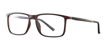 Brown Wired 6062 Eyeglasses.