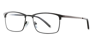 Black Wired 6063 Eyeglasses.