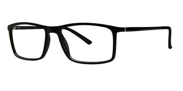 Black Wired 6066 Eyeglasses.