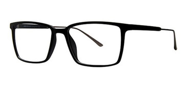 Black Wired 6068 Eyeglasses.