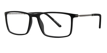 Black Wired 6070 Eyeglasses.
