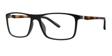 Black Wired 6071 Eyeglasses.