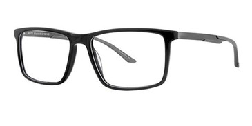 Black Wired 6072 Eyeglasses.
