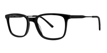 Black/Antique Gun Wired 6076 Eyeglasses.