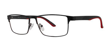 Black Wired 6082 Eyeglasses.