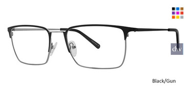 Black/Gun Wired 6083 Eyeglasses.