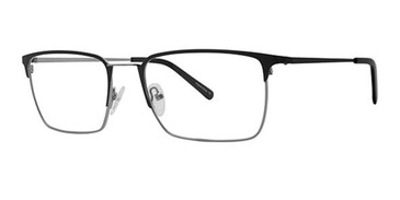 Black/Gun Wired 6083 Eyeglasses.
