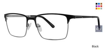 Black Wired 6084 Eyeglasses.