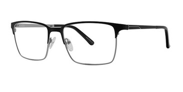 Black Wired 6084 Eyeglasses.