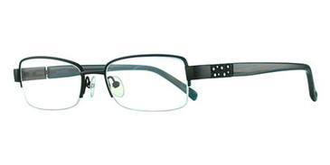 Black Avalon 5010 Eyeglasses.