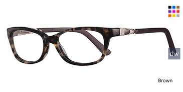Brown Avalon 5053 Eyeglasses - Teenager.