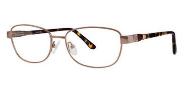 Brown Avalon 5054 Eyeglasses.