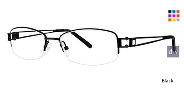 Black Avalon 5056 Eyeglasses.