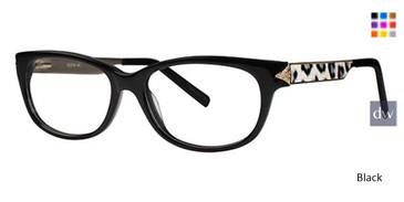 Black Avalon 5059 Eyeglasses.