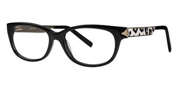 Black Avalon 5059 Eyeglasses.