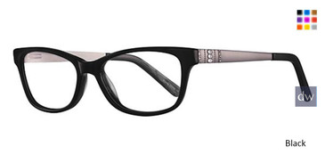 Black Avalon 5060 Eyeglasses.