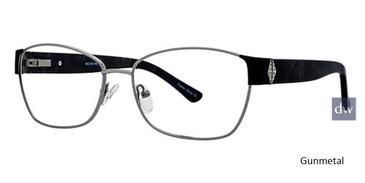 Gunmetal Avalon 5062 Eyeglasses.