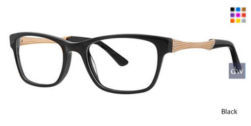 Black Avalon 5063 Eyeglasses.