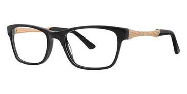 Black Avalon 5063 Eyeglasses.