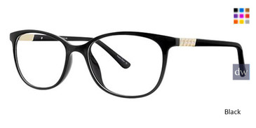 Black Avalon 5064 Eyeglasses.