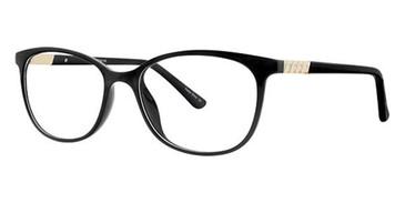 Black Avalon 5064 Eyeglasses.