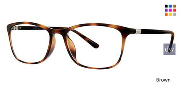 Brown Avalon 5065 Eyeglasses.