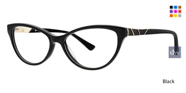 Black Avalon 5066 Eyeglasses.