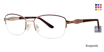 Burgundy Avalon 5070 Eyeglasses.