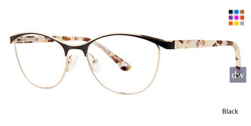 Black Avalon 5072 Eyeglasses.