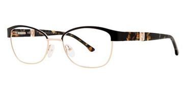 Black Avalon 5074 Eyeglasses.